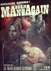 Comics: Man Born Again