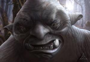 """Ivan Cavini: """"Troll"""""""