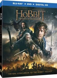 Dvd Hobbit La Battaglia delle Cinque Armate