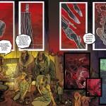 """Fumetti: """"Beowulf"""" particolare pag. 72-73"""