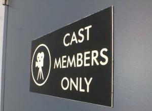 Cinema casting