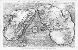 Il Silmarillion: mappa di Arda