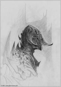 "John Howe: ""Morgoth"""