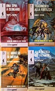 Librigame: serie Terra di Mezzo