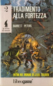 Librigame: Tradimento alla fortezza