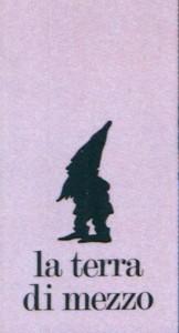 Librigame: il logo di Terra di Mezzo