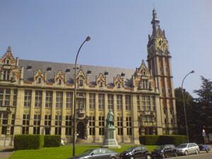 Bruxelles: l'Université Libre