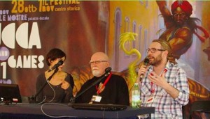 Lucca Comics & Games 2011: Herbie Brennan