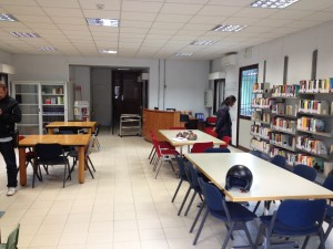 Firenze: BiblioteCanova Isolotto