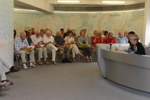 Asti: lezione all'Utea