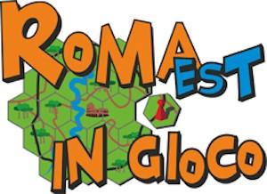 logo Roma est in gioco