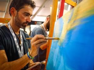 Lucca Comics 2015: Ivan Cavini