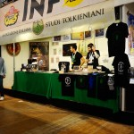Lucca Comics 2015: lo stand AIST