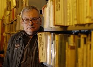 Andrezej Sapkowski a Lucca Comics and Games 2015