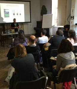 Lucca Comics 2015: seminario