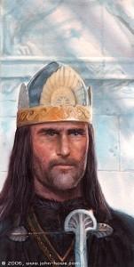 "John Howe: ""Elessar"""