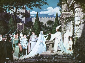 "Greg e Tim Hildebrandt: ""Elessar wedding"""