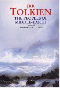 Copertina Peoples of Middle-earth