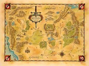 Shannara Map
