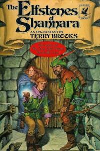 Elfstones of Shannara cover