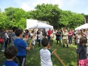 stage spada medievale