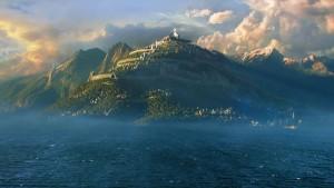 Shannara Chronicles Land