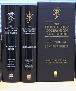 Hammond e Scull: Tolkien's Companion and Guide