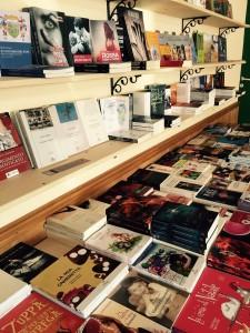 Roma: libreria Cultora