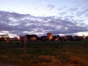Roma: Villa de Sanctis
