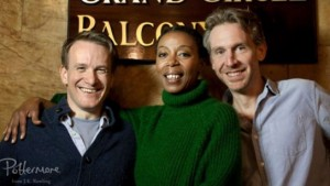 Cast Harry Potter Cursed Child