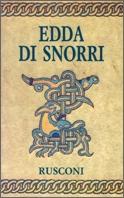 """Cover: """"Edda di Snorri"""""""