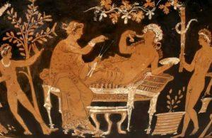Affresco Platone