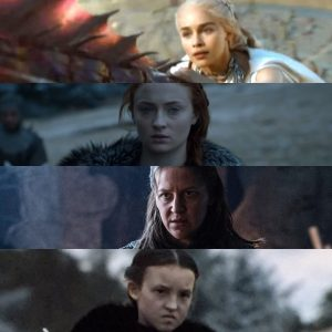 Donne in Game of Thrones
