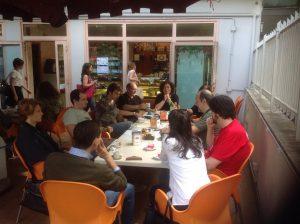 Roma: Incontro sugli scrittori Usa