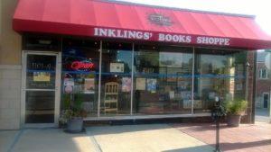 inklings books shoppe