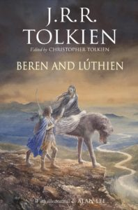 "Libro: ""Beren and Luthien"""