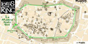 Lucca: la Marcia degli Ent