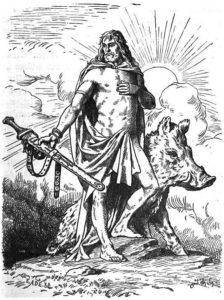 Freyr - Johannes Gehrts