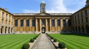 Queen's College Oxford
