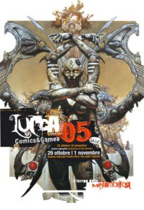 Lucca Comics & Games 2005