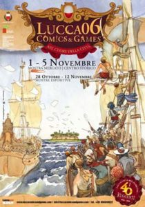 Lucca Comics and games 2006