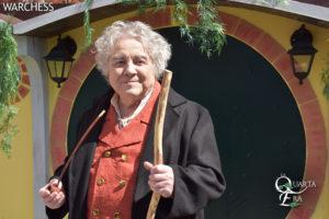 Bilbo Baggins cosplay