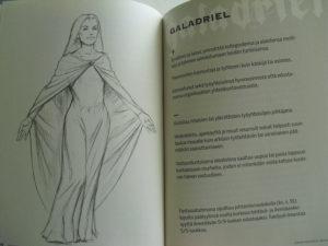 Galadriel - Management by Sauron