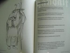 Gandalf, Management by Sauron