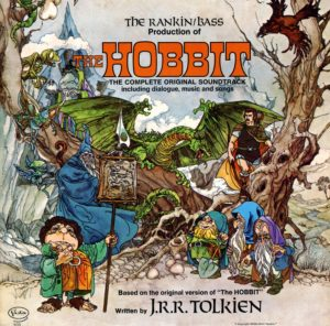 The Hobbit - Rankin, Bass - OST