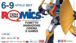 Romics 2017