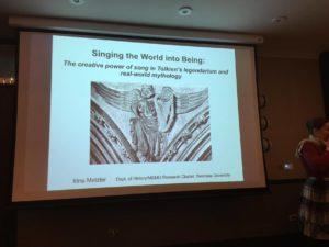 Irina Metzler - Singing the World into Being