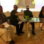 International Medieval Congress: Michael Wodzak, Brad Eden, Thomas Honegger e Dimitra Fimi