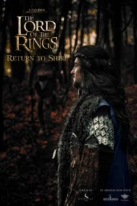 "Locandina ""Return to Shire"""