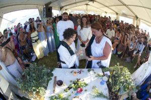 Montelago Celtic Festival - Matrimonio celtico